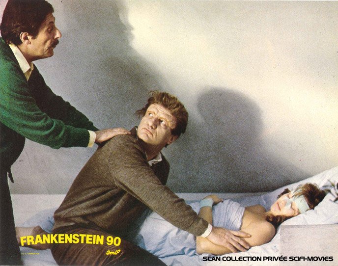 Photo de 'Frankenstein 90' - ©1984 TF1 Films Production - Frankenstein 90 (Frankenstein 90) - cliquez sur la photo pour la fermer