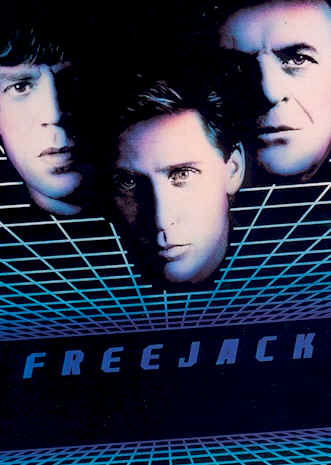 Unknown poster from the movie Freejack