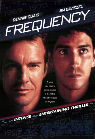 Us poster from the movie Frequency