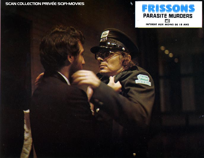 Photo de 'Frissons' - Scan Scifi-Movies - Frissons (Shivers) - cliquez sur la photo pour la fermer