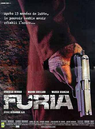 Unknown artwork from the movie Furia