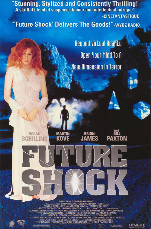 Us poster from the movie Future Shock