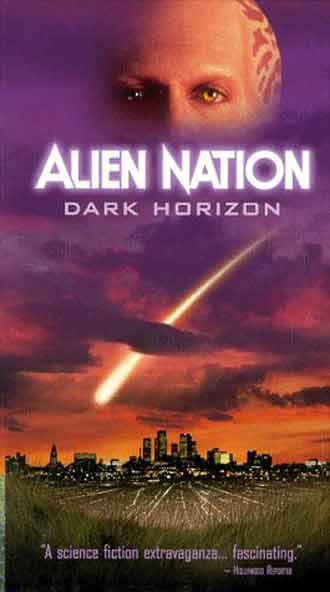 Us poster from the TV movie Alien Nation: Dark Horizon