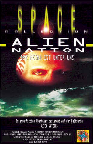 Unknown poster from the TV movie Alien Nation: The Enemy Within