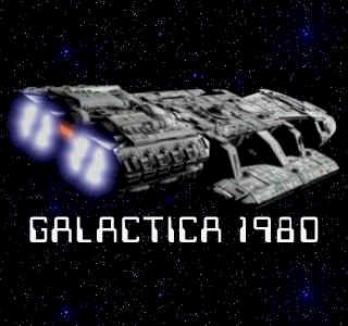 Unknown artwork from the series Galactica 1980