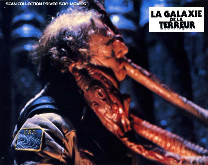 Photo de 'La galaxie de la terreur' - La galaxie de la terreur - La galaxie de la terreur (Galaxy of Terror) - cliquez sur la photo pour la fermer