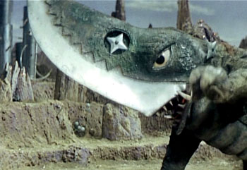 Monster Guiron - Attack of the Monsters (Gamera tai daiakuju Giron)
