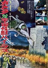 Gamera contre Viras