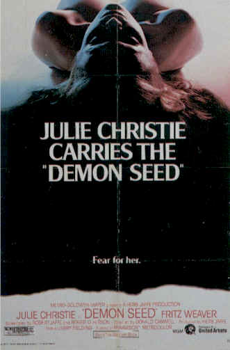 Us poster from the movie Demon Seed