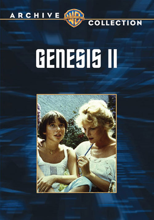 Unknown artwork from the TV movie Genesis II