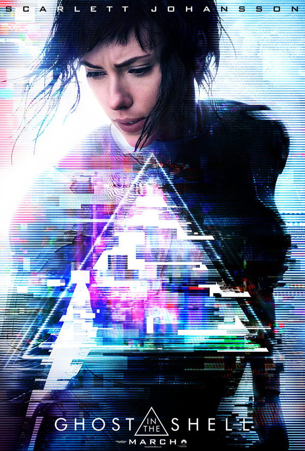 Us poster from the movie Ghost in the Shell