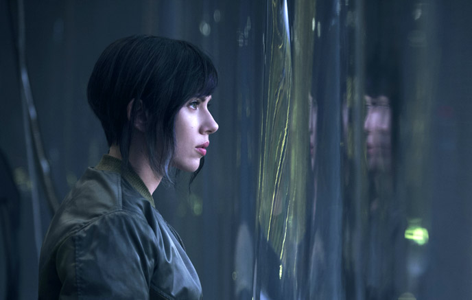 Photo de 'Ghost in the Shell' - ©2017 DreamWorks SKG - Ghost in the Shell (Ghost in the Shell) - cliquez sur la photo pour la fermer