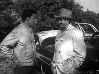 Chase Winstead and Sheriff Jeff - The Giant Gila Monster (The Giant Gila Monster)
