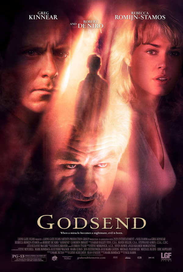 Us poster from the movie Godsend