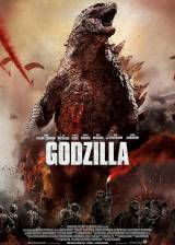 Movie poster from Godzilla, in theaters on May 16, 2014