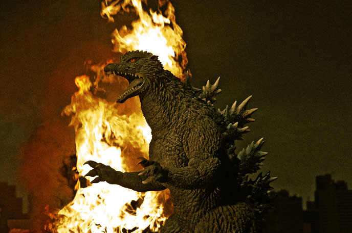 Photo de 'Godzilla : Final Wars' - ©2004 Toho - Godzilla : Final Wars (Gojira: Fainaru uôzu) - cliquez sur la photo pour la fermer