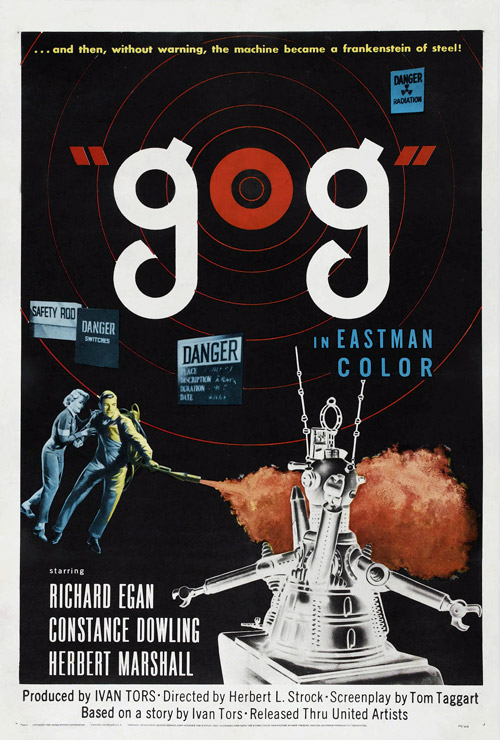 Us poster from the movie Gog