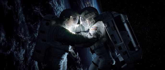Photo de 'Gravity' - ©2013 Warner Bros. - Gravity (Gravity) - cliquez sur la photo pour la fermer