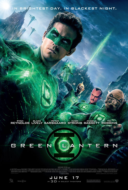 Us poster from the movie Green Lantern