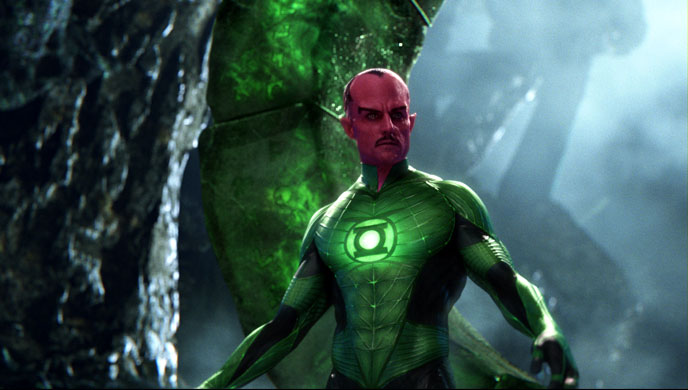 Photo de 'Green Lantern' - ©2010 Warner Bros - Green Lantern (Green Lantern) - cliquez sur la photo pour la fermer