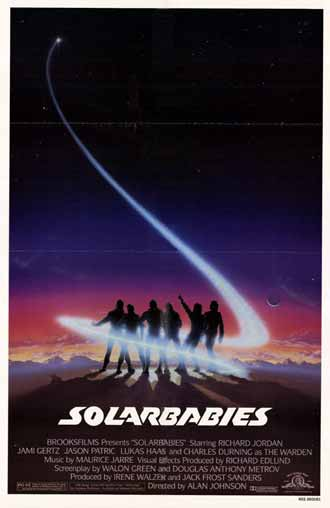 Us poster from the movie Solarbabies
