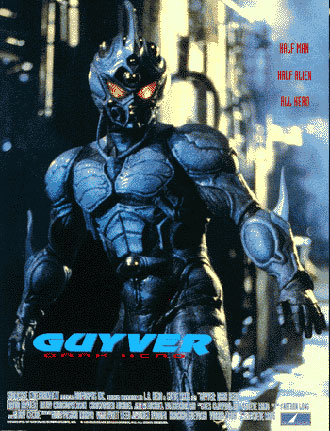 Unknown poster from the movie Guyver: Dark Hero