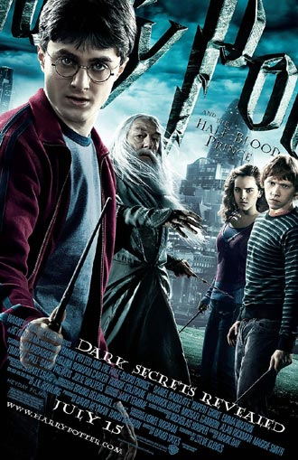 Us poster from the movie Harry Potter and the Half-Blood Prince