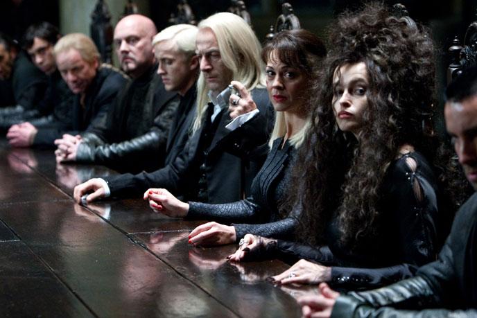 Кадр N12520 из фильма Гарри Поттер и Дары смерти: Часть 1 / Harry Potter an