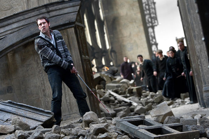 Photo de 'Harry Potter et les reliques de la mort - partie 2' - ©2010 Warner Bros. - Harry Potter et les reliques de la mort - partie 2 (Harry Potter and the Deathly Hallows: Part 2) - cliquez sur la photo pour la fermer