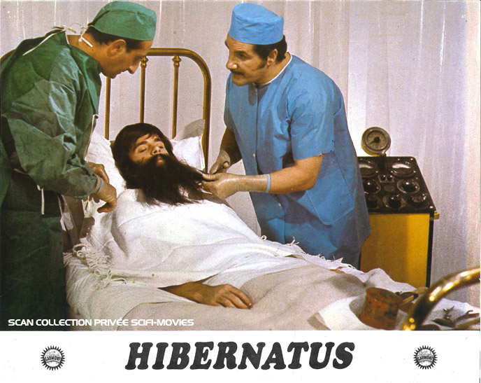 Photo de 'Hibernatus' - ©1969 Gaumont International - Hibernatus (Hibernatus) - cliquez sur la photo pour la fermer
