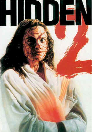 French poster from the movie The Hidden II