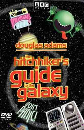 Unknown artwork from the series The Hitch Hikers Guide to the Galaxy