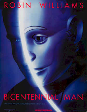Us poster from the movie Bicentennial Man