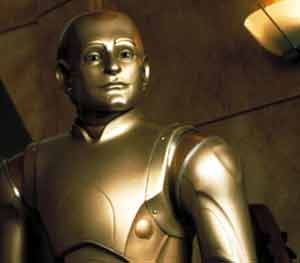 Andrew, the robot who wanted to be human - Bicentennial Man (Bicentennial Man)