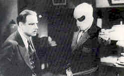 Griffin forces Kemp to become his aide-de-camp - The Invisible Man
