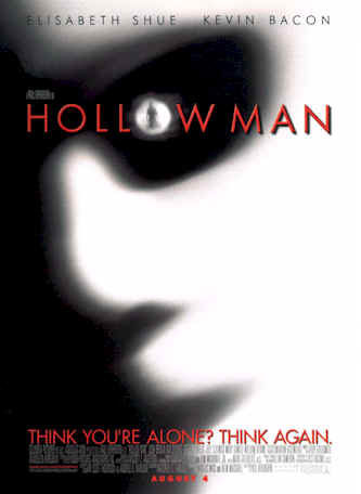 Us poster from the movie Hollow Man