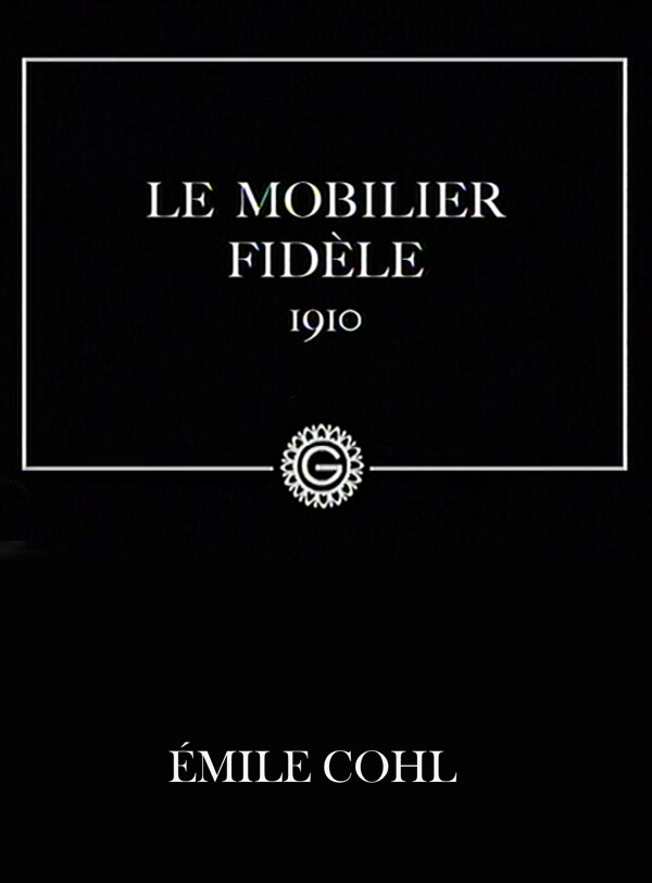 Unknown poster from the movie Le mobilier fidèle