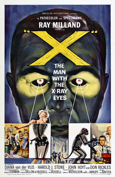 Us poster from the movie X