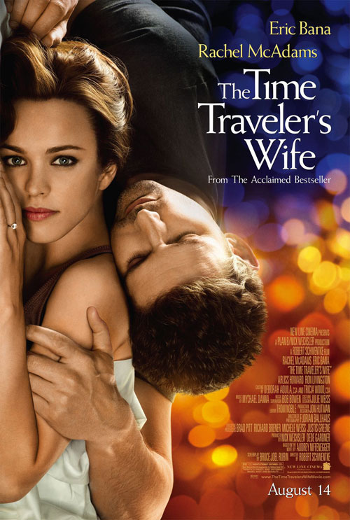 Us poster from the movie The Time Traveler's Wife