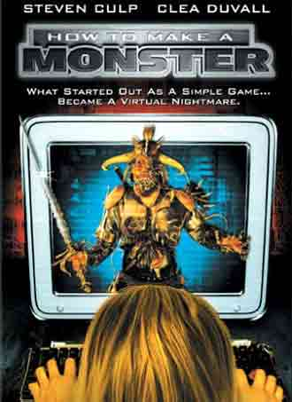 Us poster from the TV movie How to Make a Monster