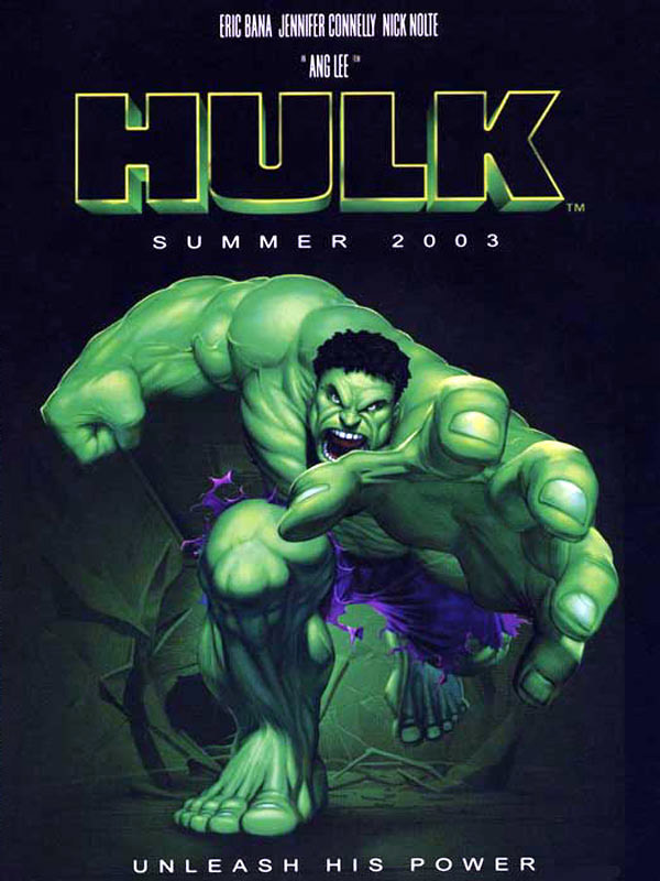 Us poster from the movie Hulk