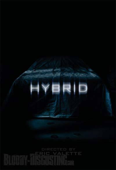 Unknown poster from the movie Hybrid