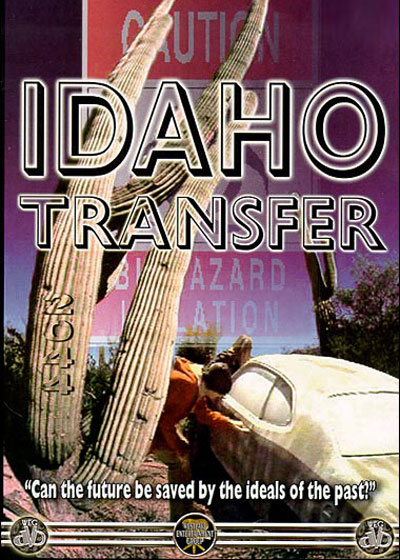 Unknown artwork from the movie Idaho Transfer