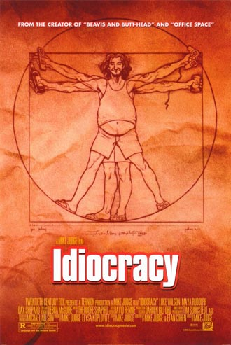 Us poster from the movie Idiocracy