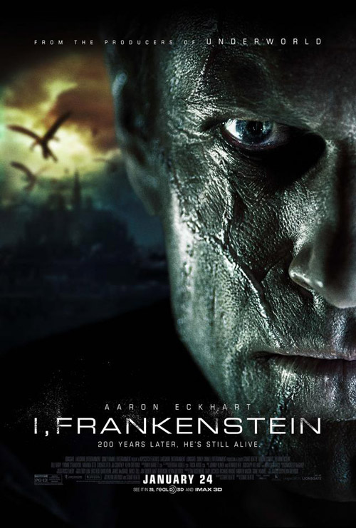 Us poster from the movie I, Frankenstein
