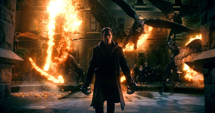 Photo de 'I, Frankenstein' - ©2013 Lakeshore Entertainment - I, Frankenstein (I, Frankenstein) - cliquez sur la photo pour la fermer