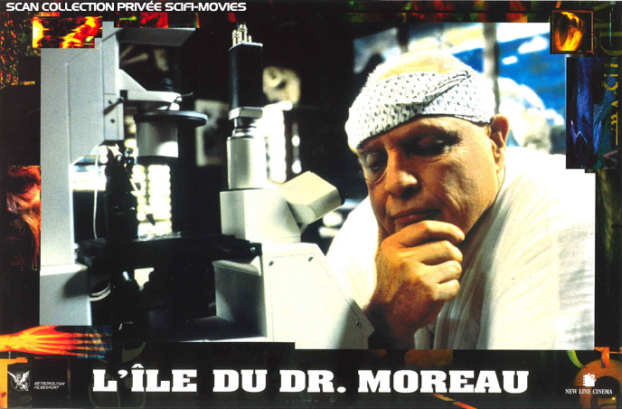 Photo de 'L'ïle du Docteur Moreau' - ©1996 NEW LINE CINEMA - L'ïle du Docteur Moreau (The Island of Dr. Moreau) - cliquez sur la photo pour la fermer