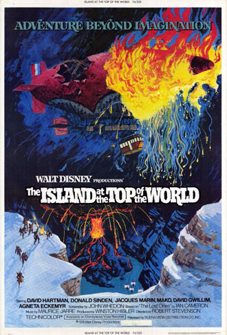 Us poster from the movie The Island at the Top of the World