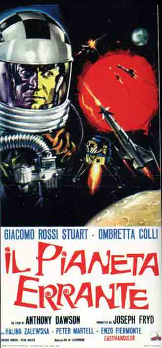 War Between the Planets (1966) movie poster #6 - SciFi-Movies