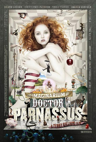 Us poster from the movie The Imaginarium of Doctor Parnassus